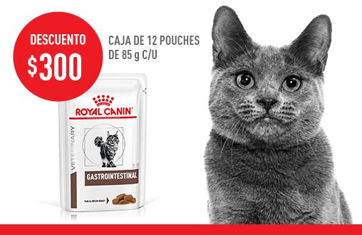Imagen promoción Gastrointestinal Feline Húmedo
